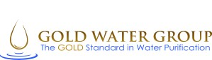 Gold water group logo