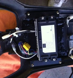 new stereo on the gl1500 steve saunders goldwing forumsi found a stereo wiring diagram on goldwingdocs [ 1296 x 968 Pixel ]