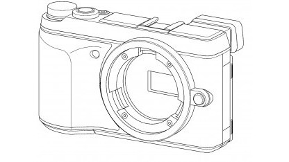 Retro überall: Panasonic GX7 soll im Messsucher-Stil