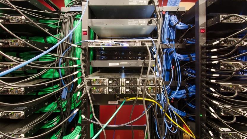Im eigenen Rechenzentrum können künftig auch AWS-Server stehen.