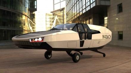 Urban Aeronautics plant Flugtaxi mit Brennstoffzelle