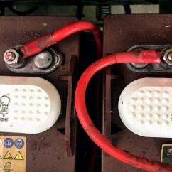 Ezgo Txt Gas Wiring Diagram Corvette Golf Cart Repair Troubleshooting Schematics And Faq Battery Cables Terminals
