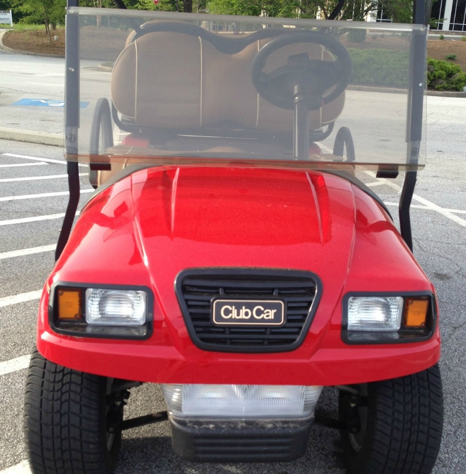 medium resolution of club car electric golf cart