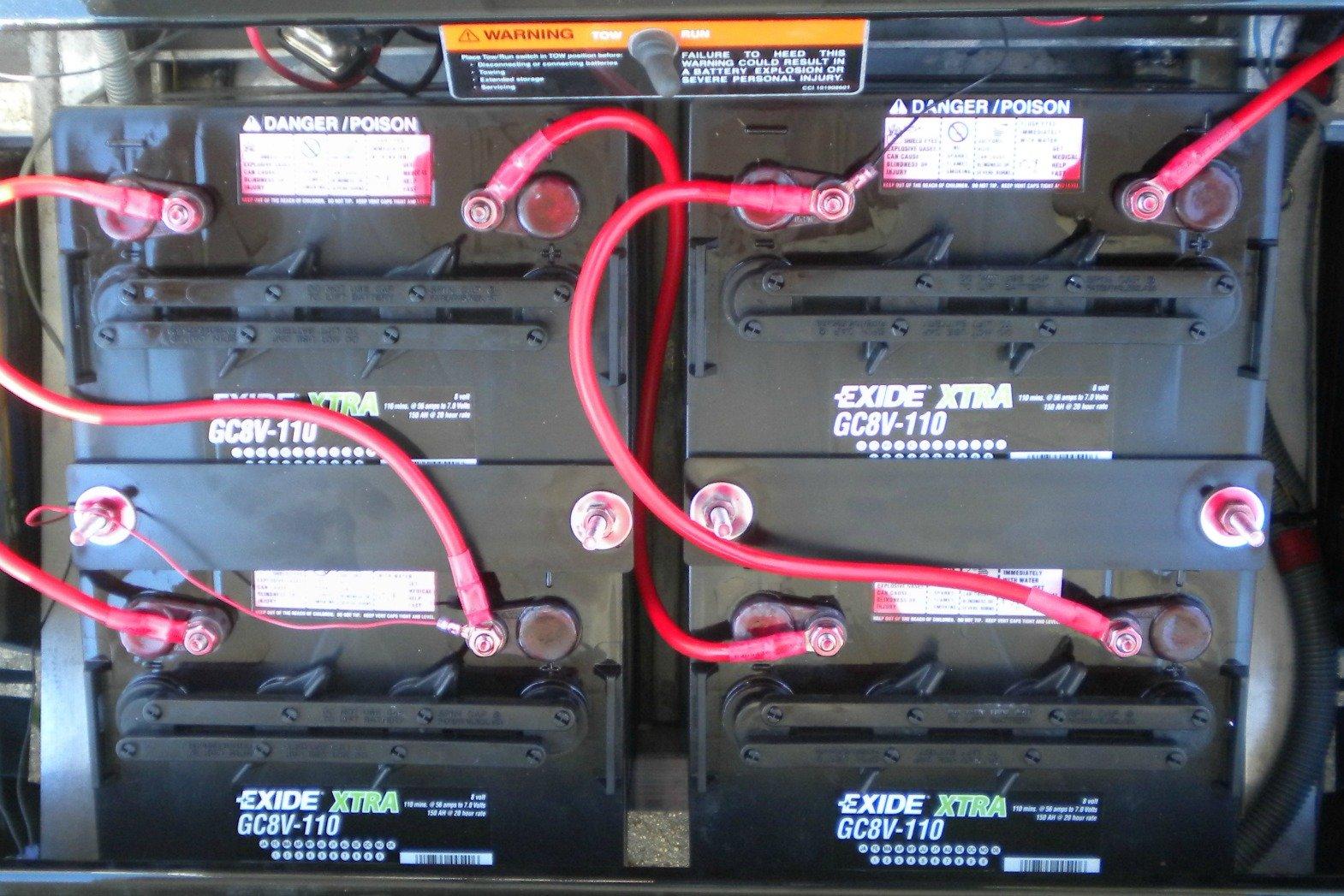 battery wiring diagram for golf cart hitachi nail gun parts batteries makes maintenanace and more