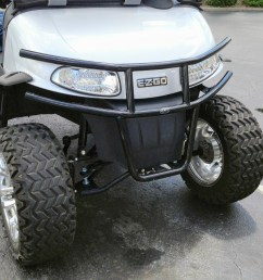 this golf cart make is a durable and high performance vehicle ez go is one of the top three manufacturers which means it is easy to find and gets parts as  [ 1217 x 1229 Pixel ]