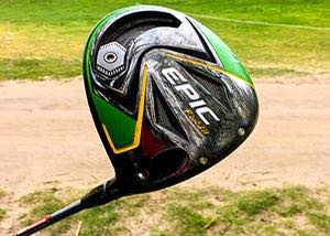 Driver golf Callaway Epic flash