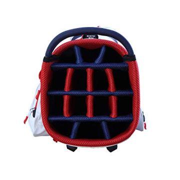 Big Max Dri Lite HYBRID Golf Cartbag & Standbag - Wasserabweisend - 2019 - Black - 3