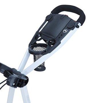Big Max Golf Trolley Blade IP 3 Rad Flat faltbar Black - 8