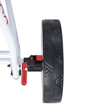 Big Max Ti 1000 Autofold+ Golf Trolley, Unisex - Erwachsene, Bigmax Ti 1000 Autofold +, schwarz - 8