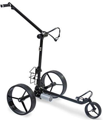 Leisure Golf Elektro Golftrolley Figus DHC (Schwarz) - 1