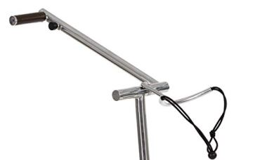 Leisure Golf Elektro Golftrolley Quantum DHC Slim Line Matt gestrahlt - 6