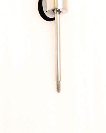 Schirmhalter zum Verschrauben, 8mm Gewindebohrung - 3