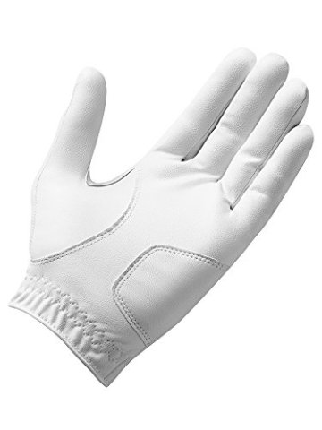TaylorMade Damen Stratus Tech Golfhandschuh - Weiß, Medium - 3