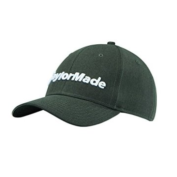 TaylorMade Golf 2018 Men's Performance Seeker Hat, Charcoal, One Size - 3