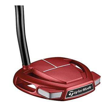 TaylorMade Golf 2018 Spider Mini Putter, Herren, PT-Spider Mini Red DB, rot, 86,4 cm (34 Zoll) - 1