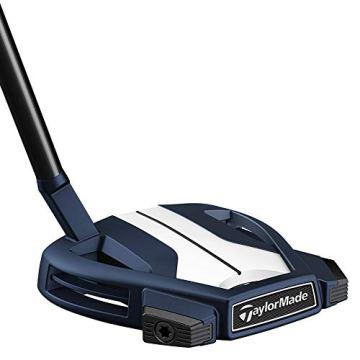 TaylorMade Golf Spider X, Marineblau/Weiß, 3 Hosel, Herren, Spider X Putter, Marineblau/weiß - 1