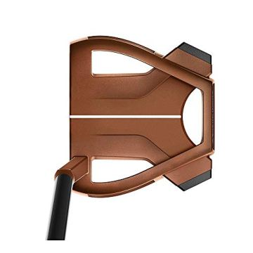 TaylorMade Golf Spider X Putter, Copper, 3 Hosel, Right Hand, 34