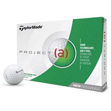 TaylorMade Project (a) Dutzende Golfbälle, Project (a) Dozen, weiß, us:one Size - 1