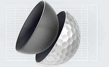 TaylorMade TP5 Golfbälle, Unisex, Golfball, M7152201, weiß, One Dozen - 2