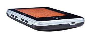 Voice Caddie Unisex– Erwachsene Swing Caddie LUNTER Monitor SC300 Tragbarer startenmonitor, SCHWARZ, One Size - 7