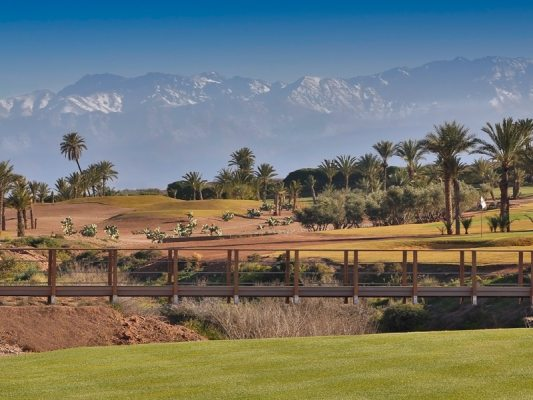 Golf in Morocco Assoufit