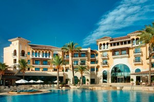 Caleia Mar Menor SPA & Golf Resort Golf Clubhouse Terrace & Pool