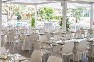 Oliva Nova Golf & Beach Resort Restaurant Pergola