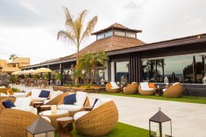 Valle del Este Marau Beach Club - Terrace