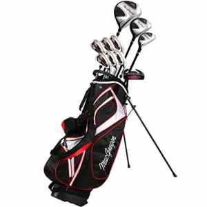 Macgregor 2017 CG1900X Complete Package Set Mens Golf Set – RIGHT HAND + Stand Bag