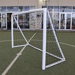 IGOAL–8'x 5' But de football gonflable (Taille: 8'X 5')