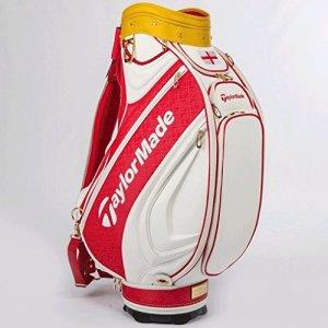 TaylorMade 207 British Open Tour Staff Cart Bag Sac de chariot de golf pour hommes 6-Way Divider