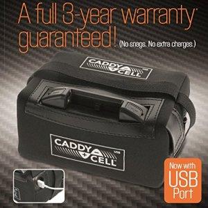 Câbles pour Cellule au lithium batterie Chariot Golf + Étui Chargeur & Garantie 3ans