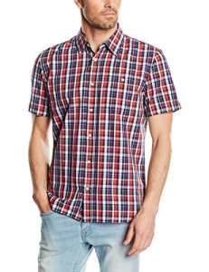 Oxbow Cantrum Chemise Homme Marine FR : XXL (Taille Fabricant : 2XL)