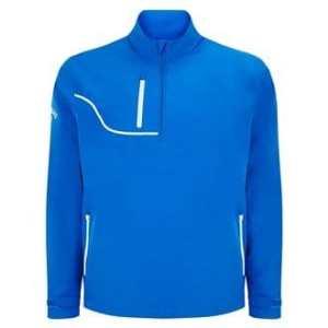 Callaway Gust 3.0Wind Jacket Veste Zip de Golf, homme XXL bleu