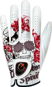 Easy Glove California_Ancestor-Spirit Gant de golf Multicolore L