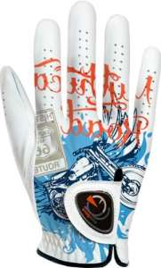 Easy Glove Mythical_Road-M-R Gant de golf Multicolore L