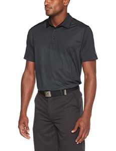 Under Armour pour Homme Flawless Polo de Golf, Homme, Black (001)/Rhino Gray, XX-Large