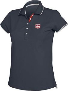 HIO HOLE IN ONE Polo Golf Femme Sandy 220gm² Marine Taille L