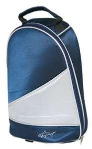 Greg Norman Femelle Chain Reaction Sac à Chaussures Bleu Marine
