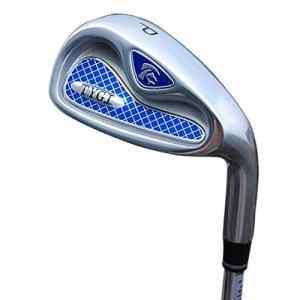 Clubs de golf Hommes En Plein Air Sport Golf Putter Golf Club Débutant Set Fers Set 4/5/6/8/9 / p / s Practice Fer Long Fer Fer Court Coins de sable de golf ( Couleur : Carbon rod , Taille : P )