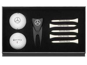 Mercedes Benz, kit de golf Noir/blanc TaylorMade