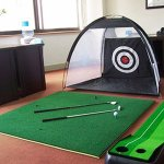 Portable Golf Practise Net-Home-Easy d'installation
