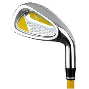 Rod 7 Enfants Putter De Golf Clubs De Pratique De Golf Pôles d'exercice pour Enfants avec Une Bonne Poignée en Caoutchouc pour Filles Garçons 3-5 Ans, 6-8 Ans, 9-12 Ans