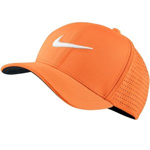 Nike Classic99Perf– Casquette de Golf pour Homme, Homme, Classic99 Perf, Mandarine (856)