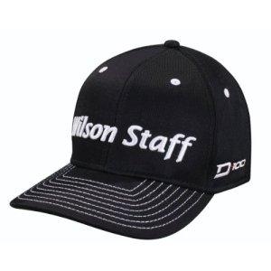 Wilson Staff Casquette Golf D1006Pack Taille unique Noir – Noir
