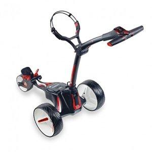 Motocaddy Chariot de golf M12018Électrique avec lithium standard Noir