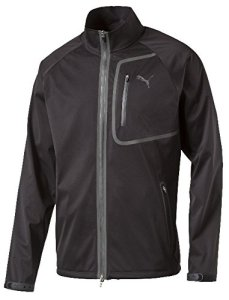 Puma Golf pour Homme Storm Jacket, Homme, Noir