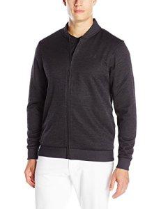 Under Armour Men's Storm SweaterFleece Full Zip, Asphalt Heather/Asphalt Heather, Medium