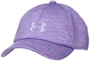 Under Armour Girls Space Dye Renegade Casquette Fille, Violet, FR Fabricant : Taille Unique