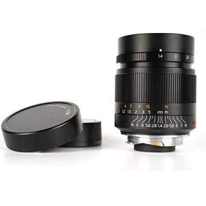 Zinniaya 7 Artisans 28 mm F1.4 Objectif Prime to All Single Series pour Micro-caméras Leica Metal Accessoires Mise au Point Manuelle